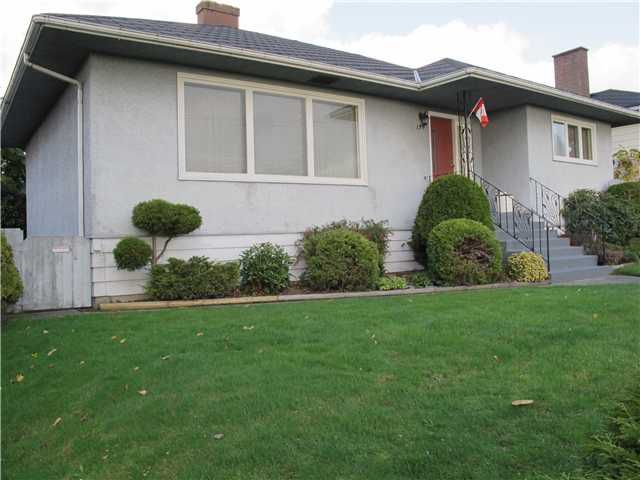 Main Photo: 135 E 8TH Avenue in New Westminster: The Heights NW House for sale : MLS®# V979713