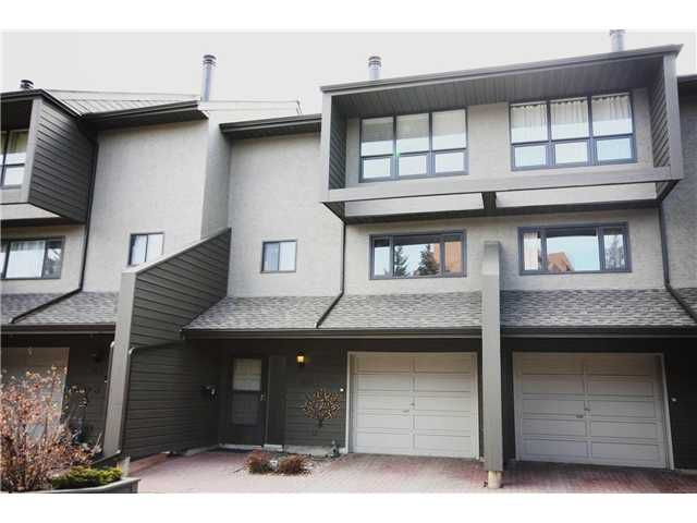 Main Photo: 505 4935 DALTON Drive NW in CALGARY: Dalhousie Townhouse for sale (Calgary)  : MLS®# C3565264