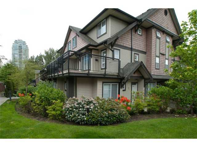 Main Photo: #107 7000 21ST Avenue in Burnaby: Highgate Townhouse for sale (Burnaby South)  : MLS®# V890096