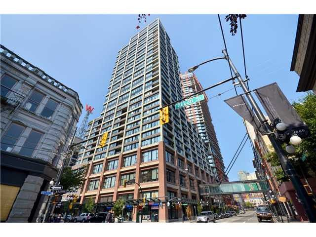 Main Photo: # 1902 108 W CORDOVA ST in Vancouver: Downtown VW Condo for sale (Vancouver West)  : MLS®# V1082715