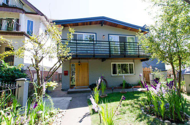 Main Photo: 2642 CAMBRIDGE STREET in Vancouver: Hastings East House for sale (Vancouver East)  : MLS®# R2008706