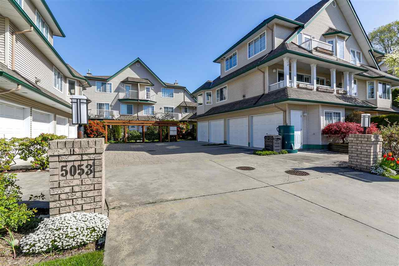 Main Photo: 6 5053 47 AVENUE in Delta: Ladner Elementary Townhouse for sale (Ladner)  : MLS®# R2261732