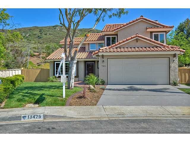 Main Photo: SABRE SPR House for sale : 4 bedrooms : 13475 Granite Creek Road in San Diego