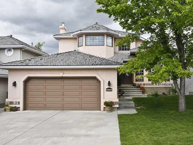 Main Photo: 12813 DOUGLASVIEW Boulevard SE in CALGARY: Douglasdale Estates Residential Detached Single Family for sale (Calgary)  : MLS®# C3528340