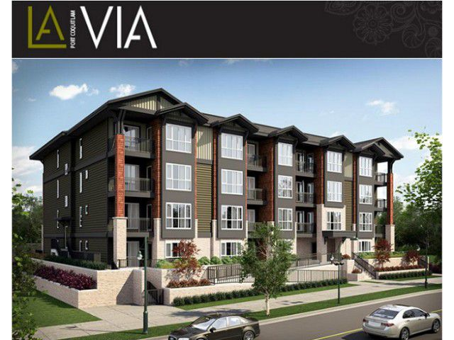 Main Photo: # 107 2351 KELLY ST in Port Coquitlam: Central Pt Coquitlam Condo for sale : MLS®# V1039130