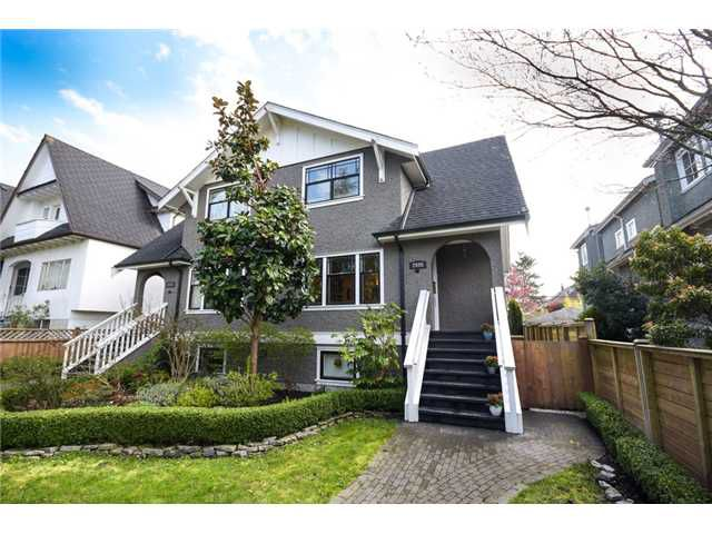 Main Photo: 2686 W 5TH AV in Vancouver: Kitsilano Condo for sale (Vancouver West)  : MLS®# V1057595