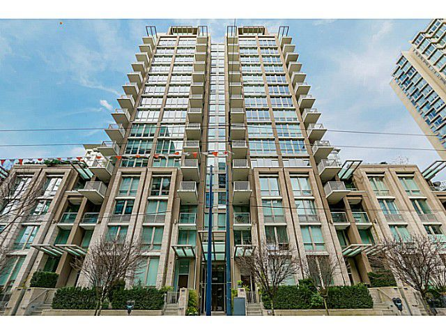 Main Photo: # 1008 1055 RICHARDS ST in Vancouver: Downtown VW Condo for sale (Vancouver West)  : MLS®# V1108198