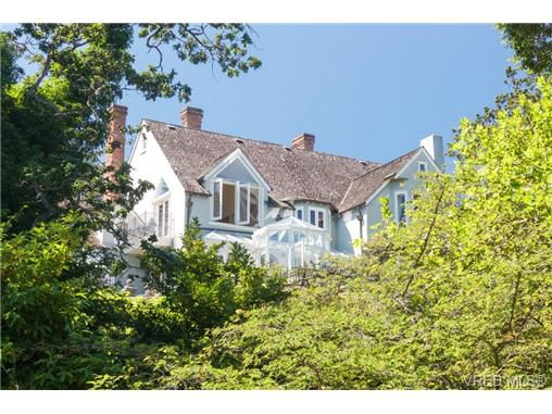 Main Photo: 3615 Cadboro Bay in Victoria: OB Uplands Single Family Detached for sale (Oak Bay)  : MLS®# 358835