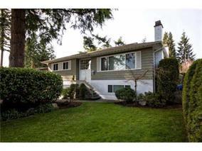 Main Photo: 1365 Berkley Road in North Vancouver: Blueridge NV House for sale : MLS®# V998585