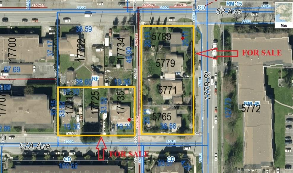 Main Photo: 5789 177B STREET in Cloverdale: Land Commercial  : MLS®# C8010237