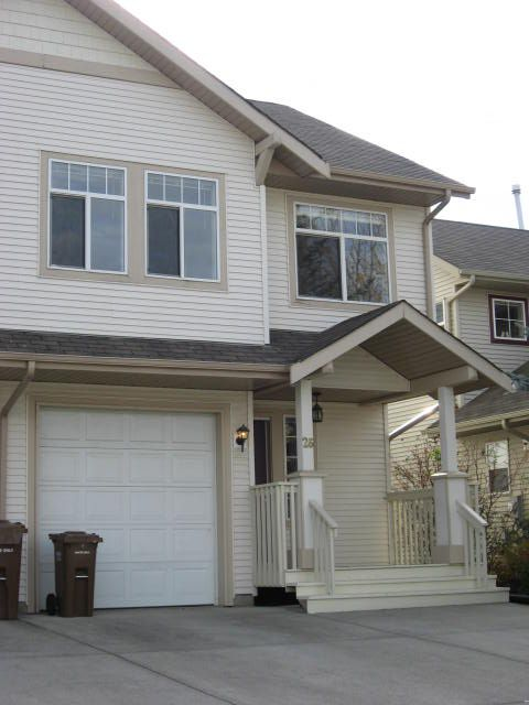 Main Photo: 26, 13 Hawthorne Cres. in St. Albert: Townhouse for rent