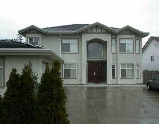 Main Photo: 2060 NO 4 RD in Richmond: Bridgeport RI House for sale : MLS®# V523724