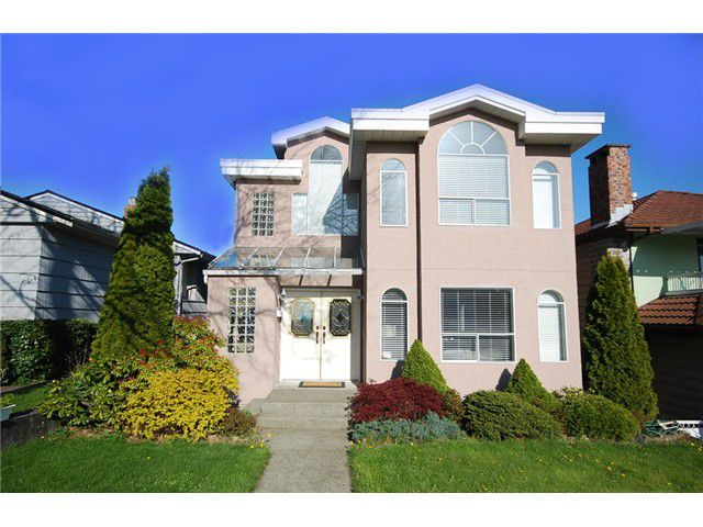 Main Photo: 126 HOWARD Avenue in Burnaby: Capitol Hill BN House for sale (Burnaby North)  : MLS®# V1003137