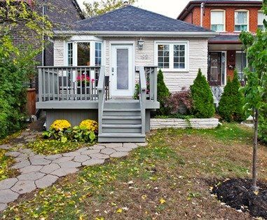Main Photo: Danforth Village Bungalow