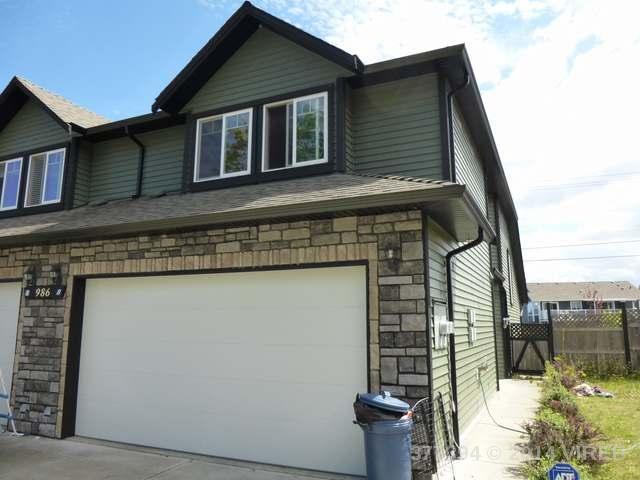 Main Photo: B 986 Erickson Road: Half Duplex for sale : MLS®# 377394