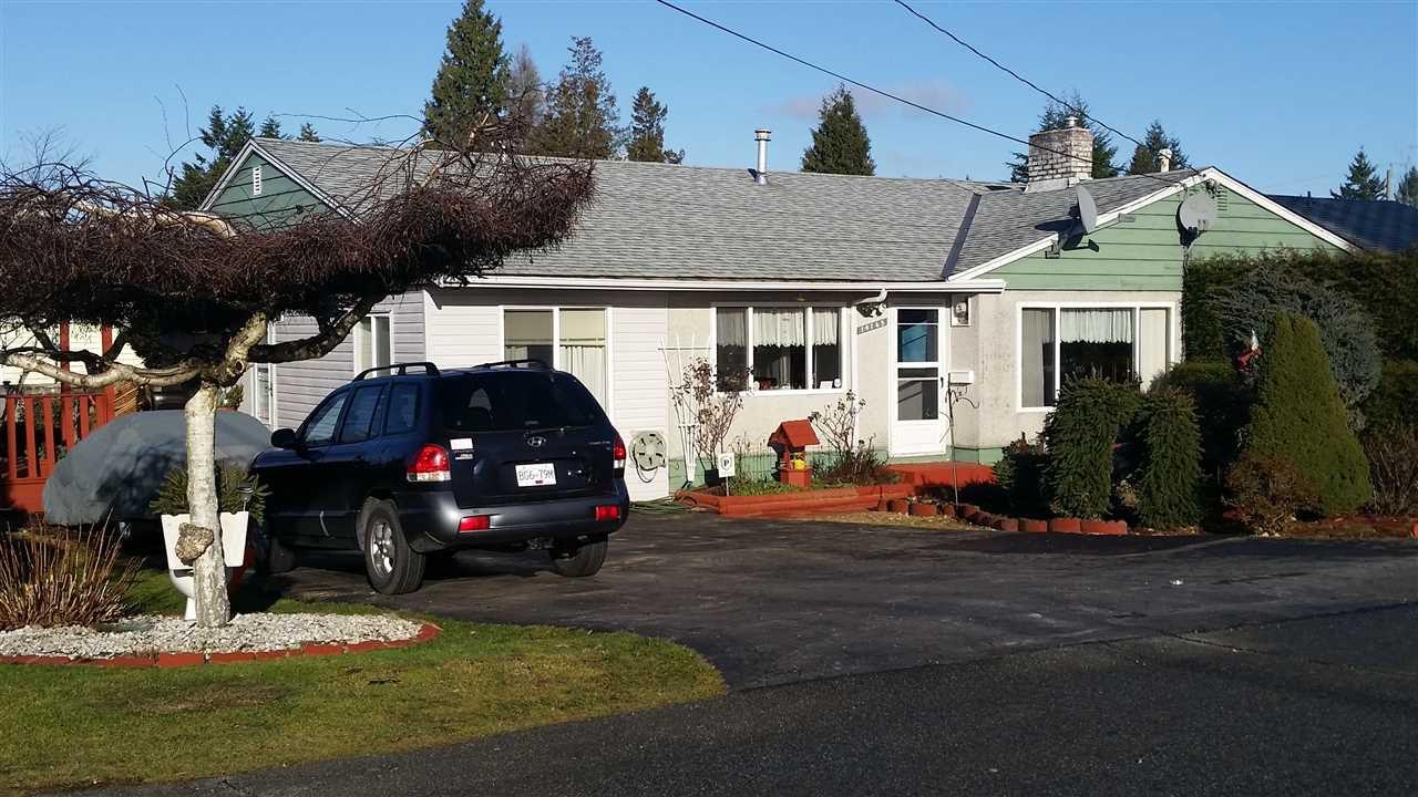 Main Photo: 14165 109 AVENUE in Surrey: Bolivar Heights House 1/2 Duplex for sale (North Surrey)  : MLS®# R2032562