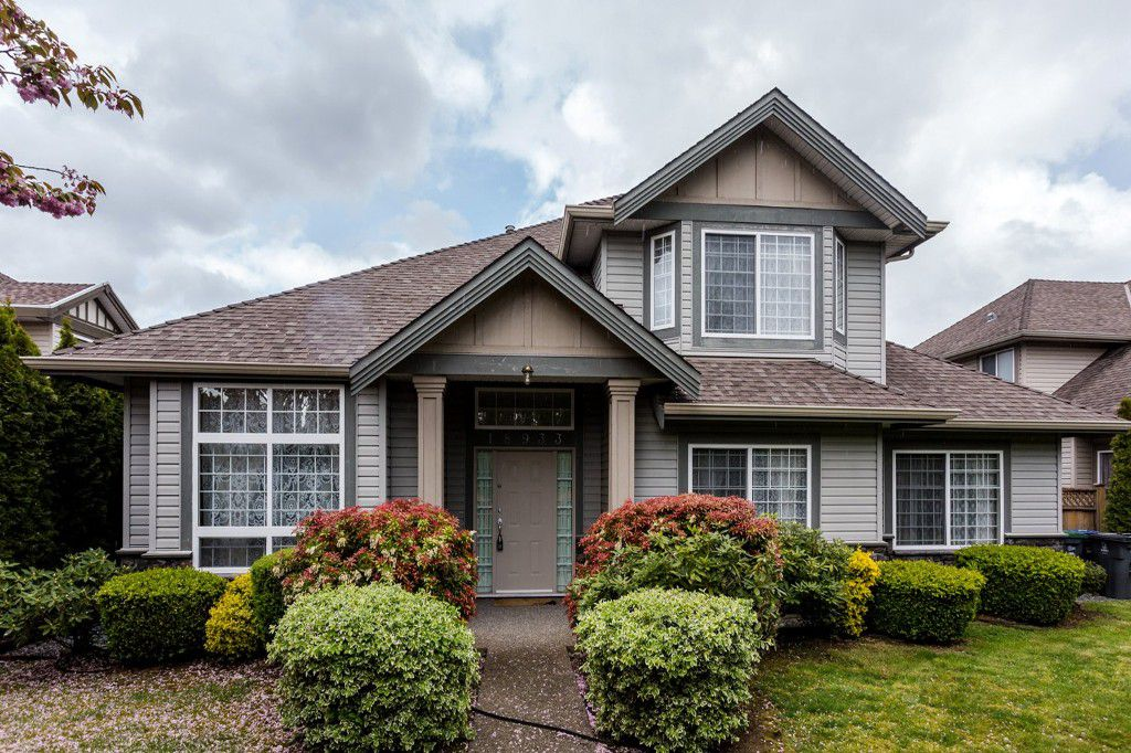 Main Photo: 18933 64 Avenue in Surrey: Cloverdale BC House for sale : MLS®# R2056534