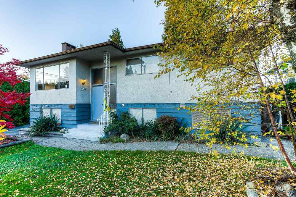 Main Photo: 1851 REGAN AVENUE in Coquitlam: Central Coquitlam House for sale : MLS®# R2014380