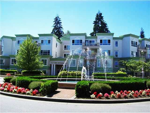 """Main Photo: 317 2960 PRINCESS Crescent in Coquitlam: Canyon Springs Condo for sale in """"THE JEFFERSON"""" : MLS®# V1004467"""