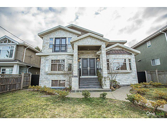 Main Photo: 7650 IMPERIAL ST in Burnaby: Highgate House for sale (Burnaby South)  : MLS®# V1039975