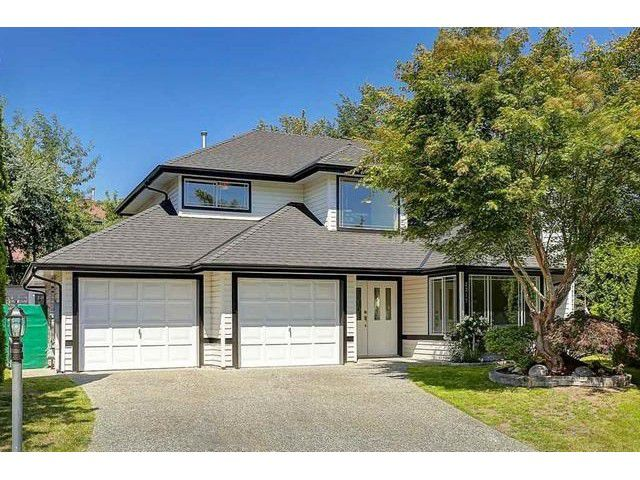 Main Photo: 3317 El Casa Court in coquitlam: Hockaday House for sale (Coquitlam)  : MLS®# R2105974