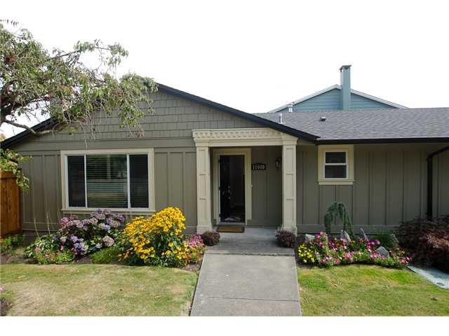 "Main Photo: 11680 7TH Avenue in Richmond: Steveston Villlage House for sale in ""STEVESTON VILLAGE"" : MLS®# V968677"