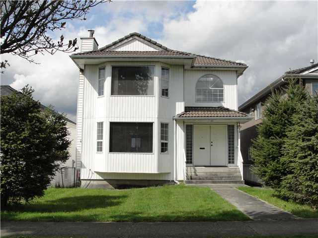 Main Photo: 2933 GRAVELEY Street in Vancouver: Renfrew VE House for sale (Vancouver East)  : MLS®# V993661