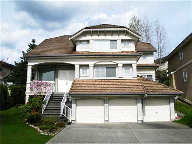 Main Photo: 203 ASPENWOOD DR in Port Moody: Heritage Woods PM House for sale : MLS®# V1025337