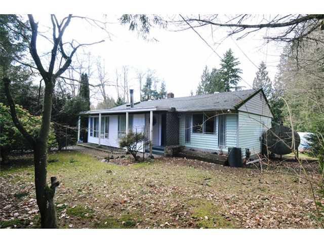 Main Photo: : House for sale : MLS®# V1048470