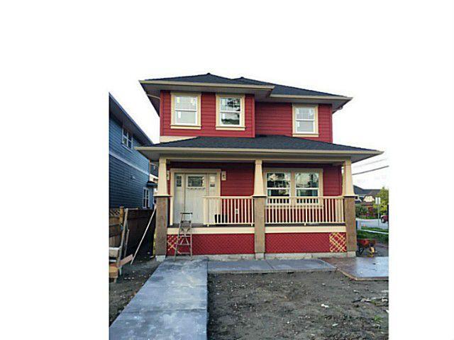 Main Photo: 5122 LINDEN DR in Ladner: Neilsen Grove House for sale : MLS®# V1118497