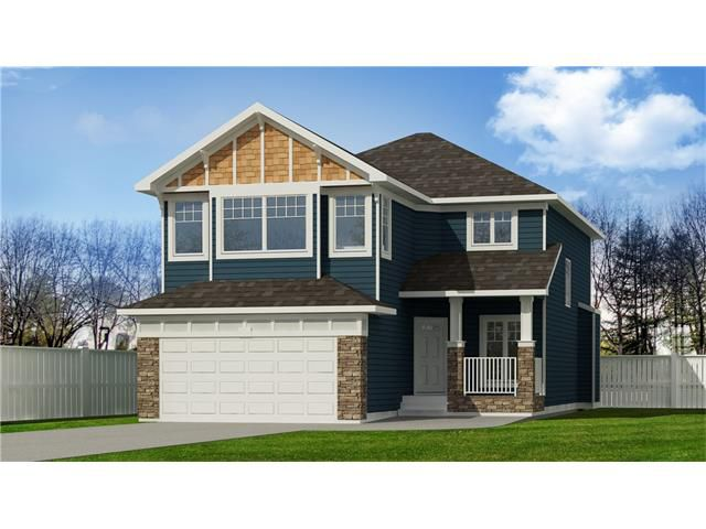 Main Photo: 380 Tremblant WY SW in Calgary: Springbank Hill House for sale : MLS®# C4077928