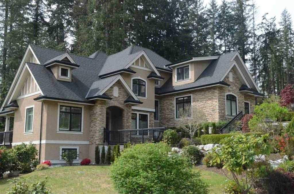 Main Photo: 1471 CRYSTAL CREEK DRIVE: Anmore House for sale (Port Moody)  : MLS®# R2324443