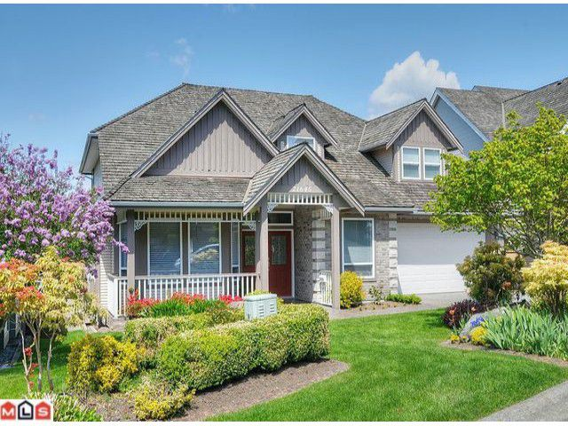 """Main Photo: 21645 47A Avenue in Langley: Murrayville House for sale in """"Murrayville"""" : MLS®# F1211168"""