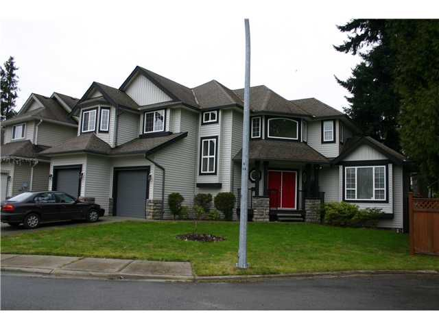 """Main Photo: 3233 OGILVIE Crescent in Port Coquitlam: Woodland Acres PQ House for sale in """"HASTINGS GREEN"""" : MLS®# V985535"""