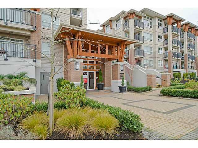 """Main Photo: 212 8600 PARK Road in Richmond: Brighouse Condo for sale in """"SAFFRON"""" : MLS®# V990339"""