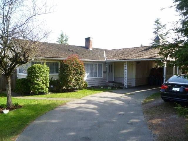 Main Photo: 12499 PINEWOOD Crescent in Surrey: Cedar Hills House for sale (North Surrey)  : MLS®# F1306923