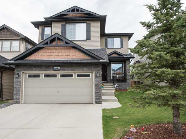 Main Photo: 119 KINCORA Manor NW in CALGARY: Kincora Residential Detached Single Family for sale (Calgary)  : MLS®# C3572104