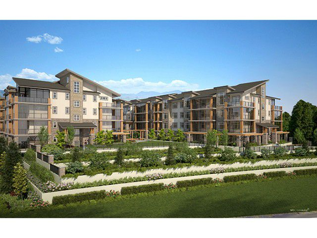 Main Photo: # 5103 12655 190A ST in Pitt Meadows: Mid Meadows Condo for sale : MLS®# V1043383