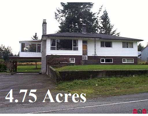 Main Photo: 21314 80 in langley: Home for sale