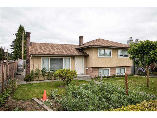 Main Photo: 1662 SUTHERLAND AV in North Vancouver: Boulevard House for sale : MLS®# V1070450