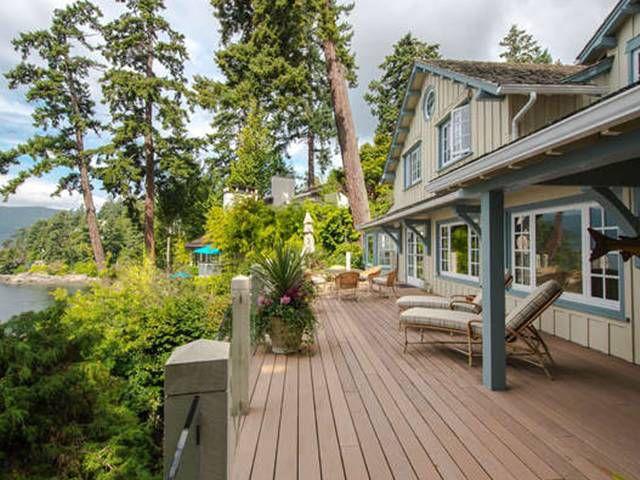 Main Photo: 6010 GLENEAGLES PL in West Vancouver: Gleneagles House for sale : MLS®# V1083986