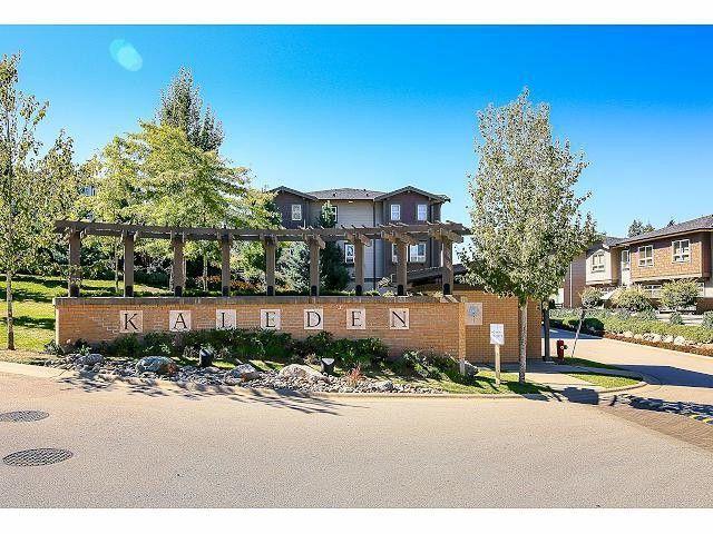Main Photo: # 124 2729 158TH ST in Surrey: Grandview Surrey Condo for sale (South Surrey White Rock)  : MLS®# F1437256