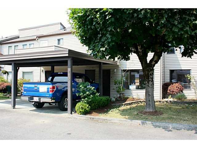 Main Photo: # 245 27411 28 AV in Langley: Aldergrove Langley Townhouse for sale : MLS®# F1446204