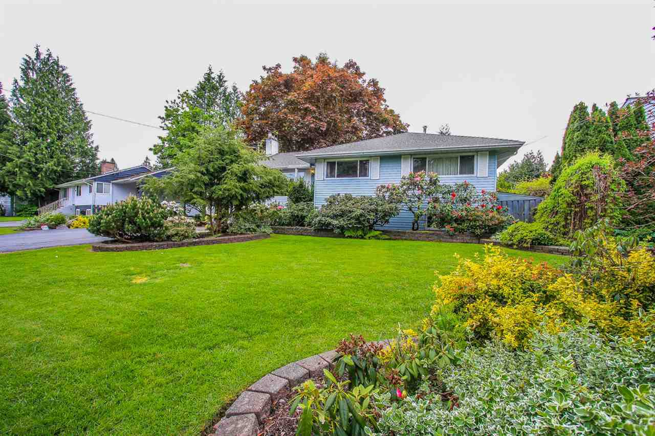 Main Photo: 1646 HARBOUR DRIVE in Coquitlam: Harbour Place House for sale : MLS®# R2062540