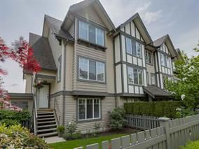 Main Photo: 10 20038 70 in Langley: Willoughby Heights Townhouse for sale : MLS®# R2063129
