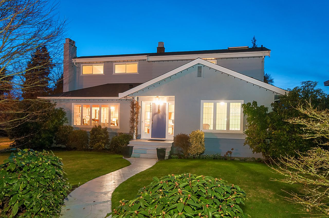 Main Photo: 6889 Arbutus Street in Vancouver: S.W. Marine House for sale (Vancouver West)  : MLS®# R2239751