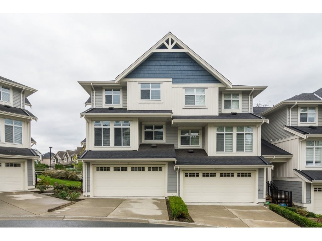 Main Photo: 7 7198 179 STREET in : Cloverdale BC Townhouse for sale : MLS®# R2313131
