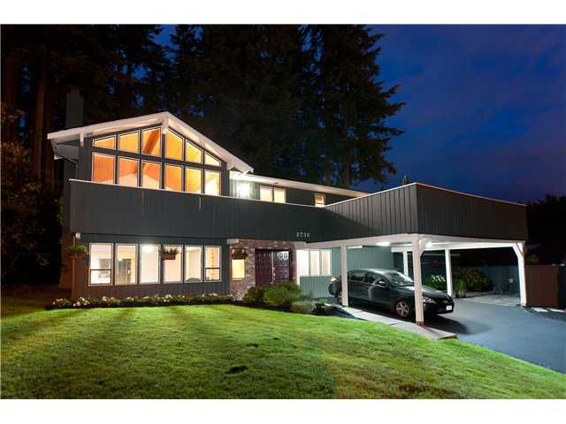 Main Photo: 2736 Byron Place in North Vancouver: Blueridge NV House for sale : MLS®# V957698
