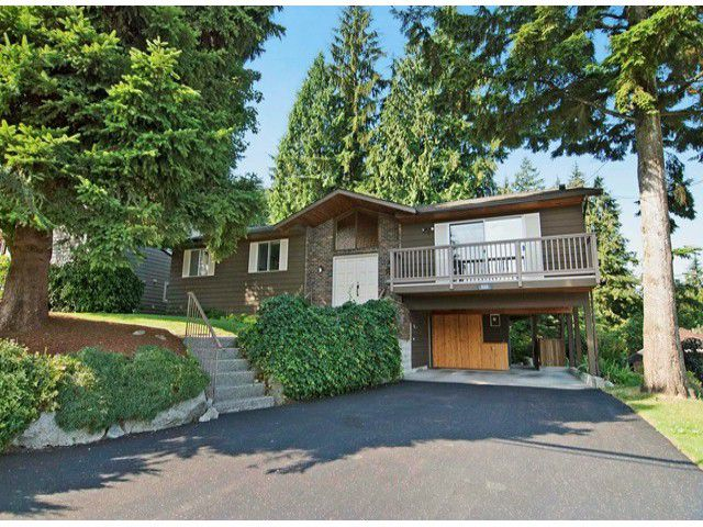 Main Photo: 988 CORONA CR in Coquitlam: Chineside House for sale : MLS®# V1080836