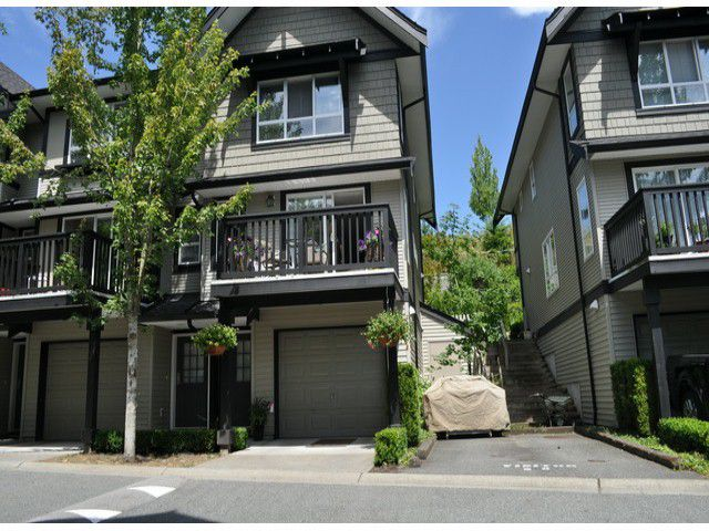 Main Photo: 161 6747 203 in Langley: Willoughby Heights Townhouse for sale : MLS®# F1317380